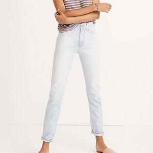 EUC The Perfect Summer Jean by Madewell